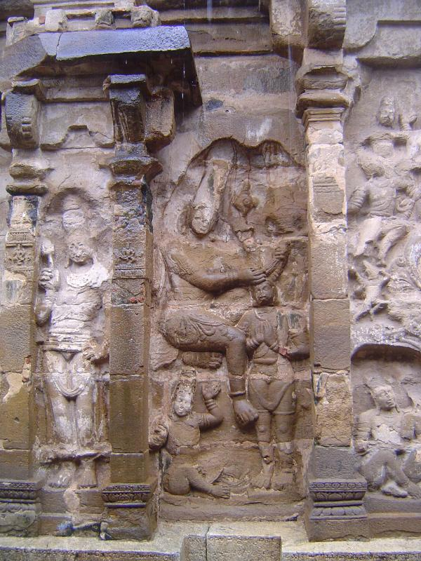 Peninsular India: Kanchipuram: Vaikuntha Perumal Temple picture 22