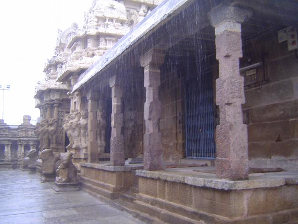 Peninsular India: Kanchipuram: Kailasanatha Temple picture 9