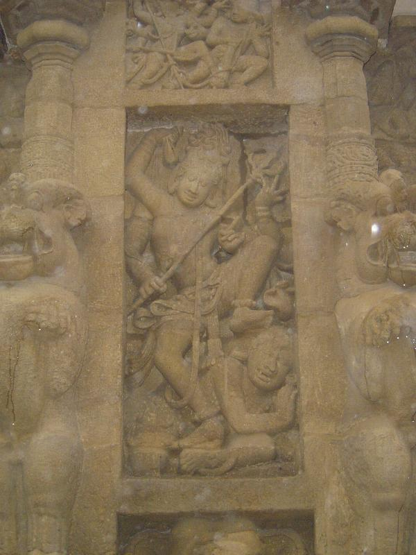 Peninsular India: Kanchipuram: Kailasanatha Temple picture 15