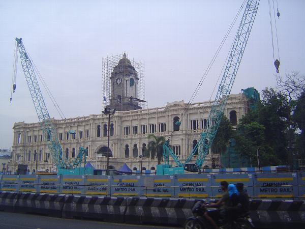 Peninsular India: Chennai / Madras 2: British Public Buildings picture 34