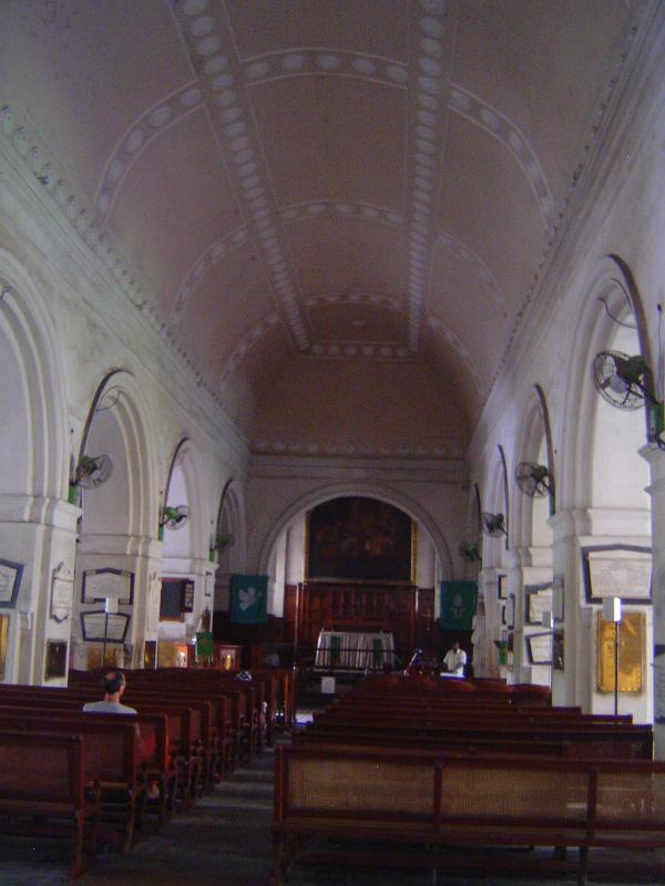 Peninsular India: Chennai / Madras 3: British Churches picture 19