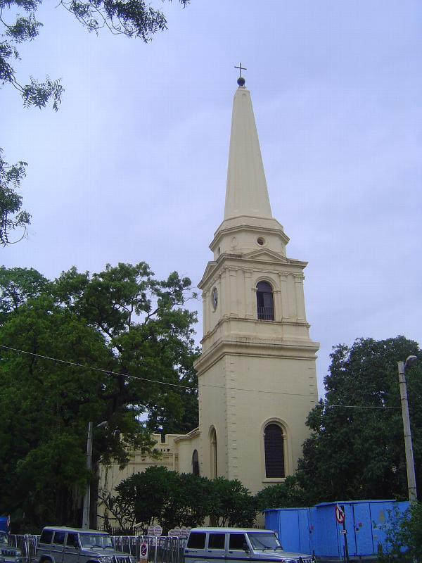 Peninsular India: Chennai / Madras 3: British Churches picture 18