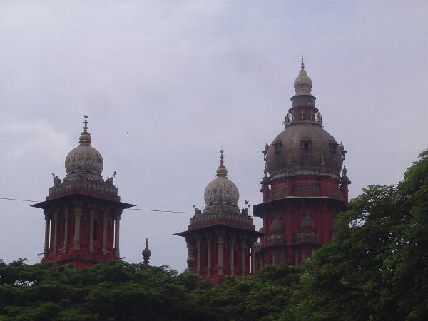 Peninsular India: Chennai / Madras 2: British Public Buildings picture 17