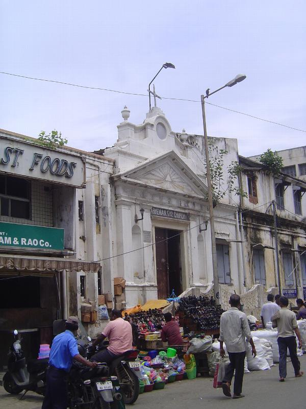 Peninsular India: Chennai / Madras 3: British Churches picture 30