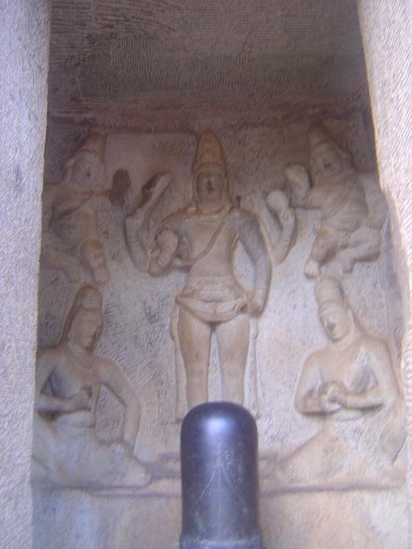 Peninsular India: Mamallapuram 1: Cave Temples and Carvings picture 17