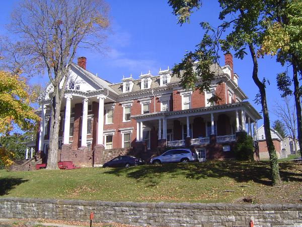 The Eastern United States: Harrisburg, Bellefonte, and Boalsburg