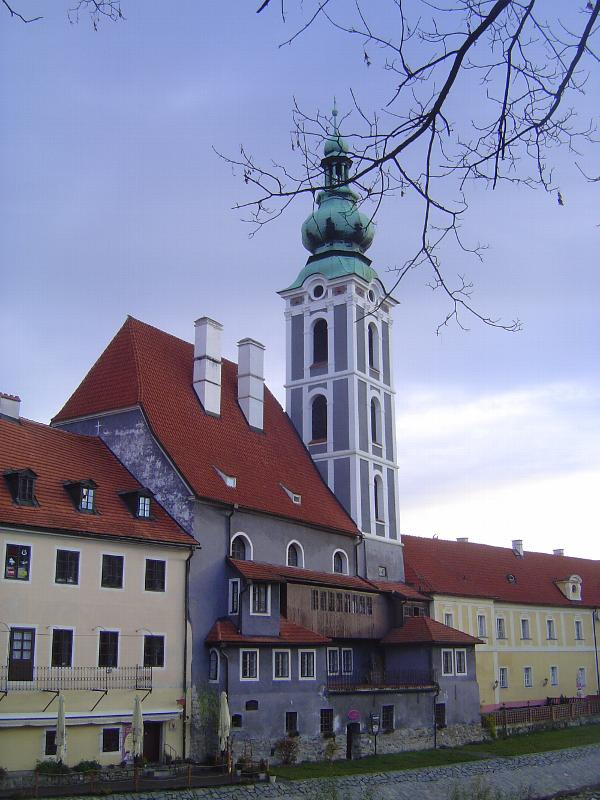 The Czech Republic: Cesky Krumlov picture 18
