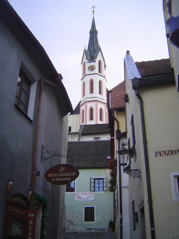 The Czech Republic: Cesky Krumlov picture 36