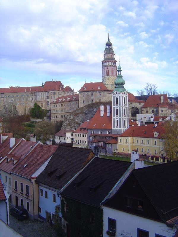 The Czech Republic: Cesky Krumlov picture 39