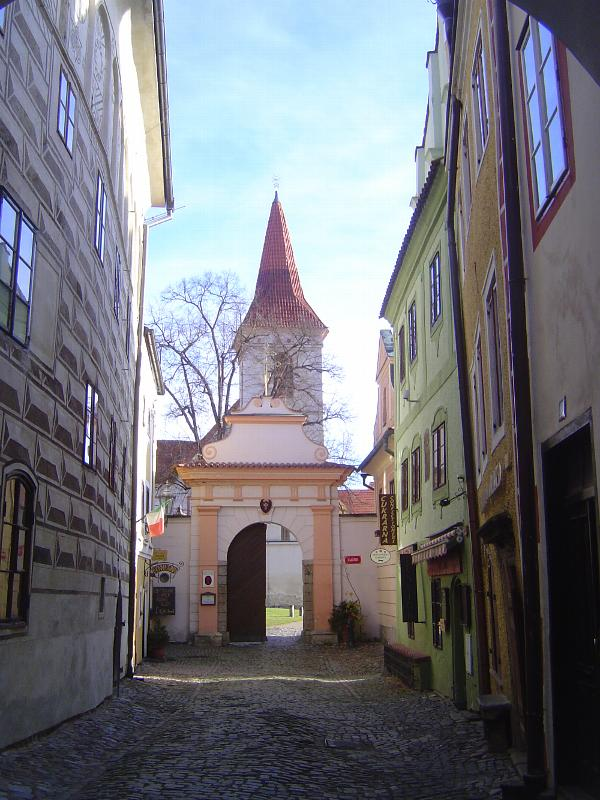 The Czech Republic: Cesky Krumlov picture 23