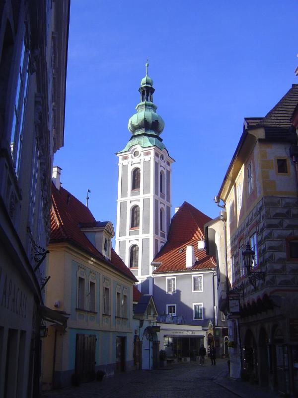 The Czech Republic: Cesky Krumlov