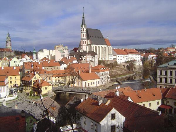 The Czech Republic: Cesky Krumlov picture 4