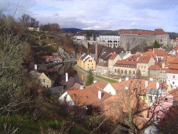 The Czech Republic: Cesky Krumlov picture 5