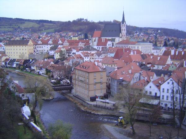 The Czech Republic: Cesky Krumlov picture 9