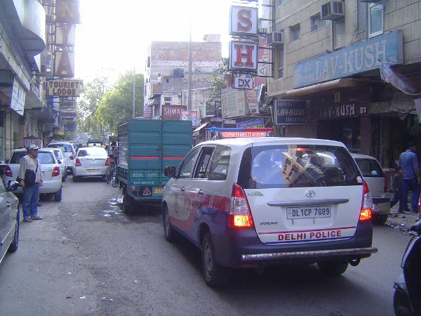 Northern India: Paharganj picture 5