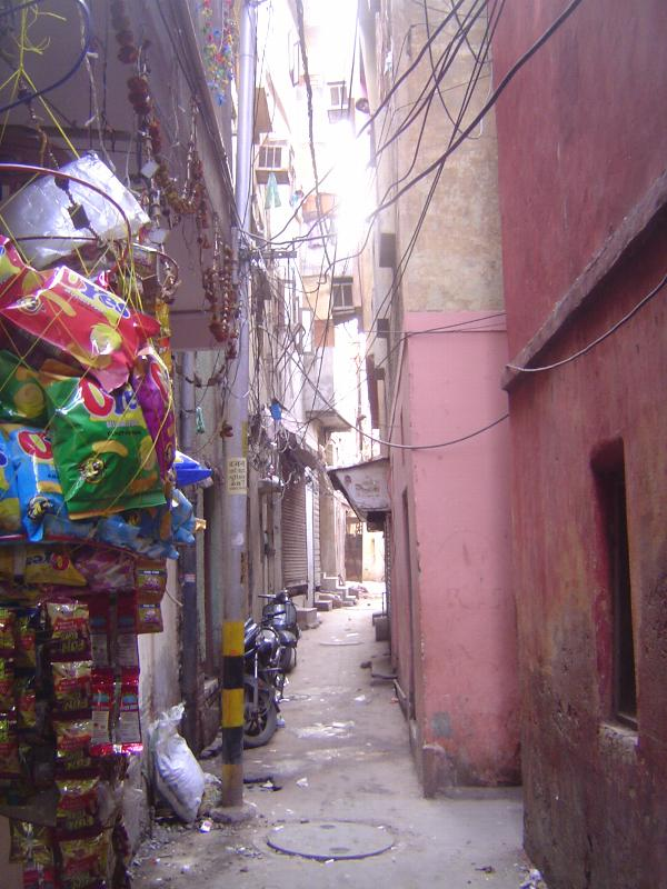 Northern India: Paharganj picture 7