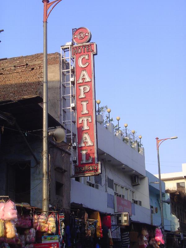 Northern India: Paharganj picture 4