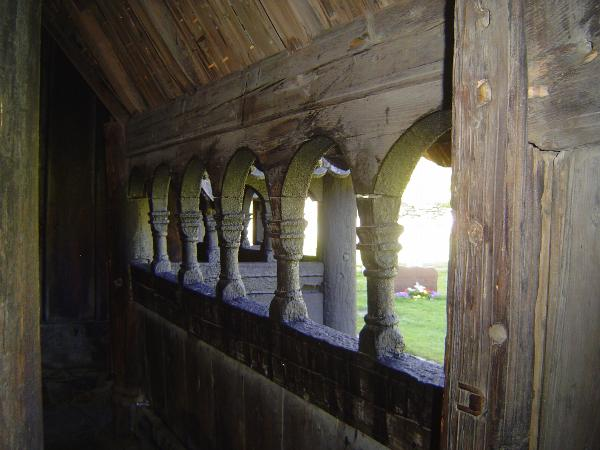 Norway: Urnes and Borgund Stave Churches picture 4