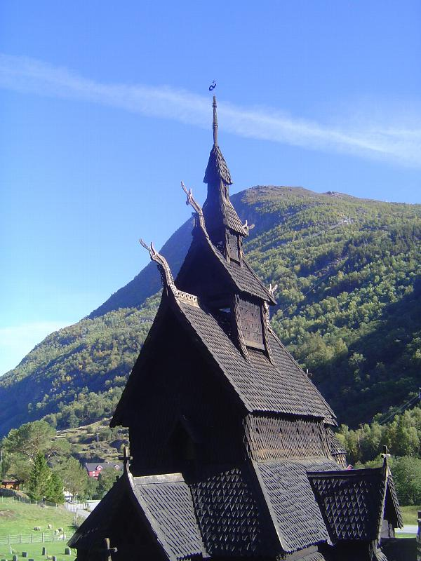 Norway: Urnes and Borgund Stave Churches picture 3