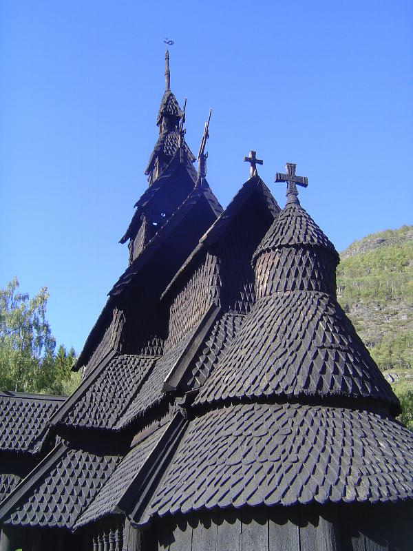 Norway: Urnes and Borgund Stave Churches picture 2