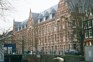 The Netherlands: The Amsterdam Connection