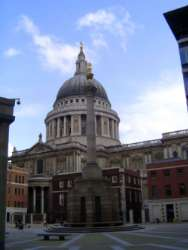 The United Kingdom: London 5: Churches
