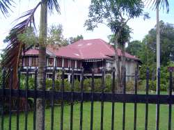 Malaysia: Colonial Kuching (Residential)